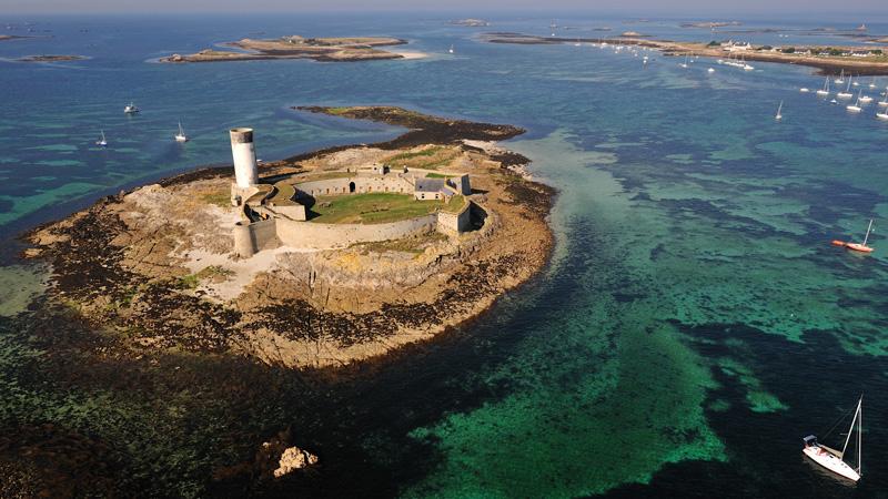 News Des Glenan Restauration De Fort Cigogne Extrado Yachting