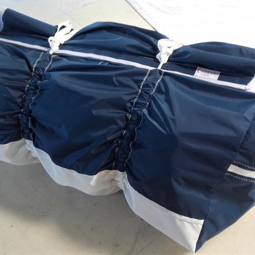 baille à spi régate - regatta spinaker bag