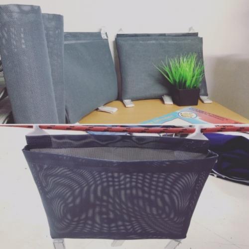 sacoches filières porte manivelle sur mesure