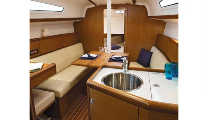 Photo bateau de location GERBAULT II
